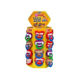 CANDY&TOY BPOP TOWER DISPLAY 4X(24X15GM)