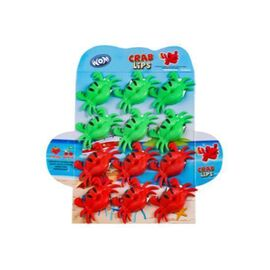 CANDY&TOY CRAB LIPS TOWER DISPLAY 4X24