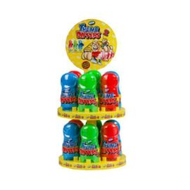 CANDY&TOY NEW THUMB DIPPERS TOWER 4X(12X38GM)