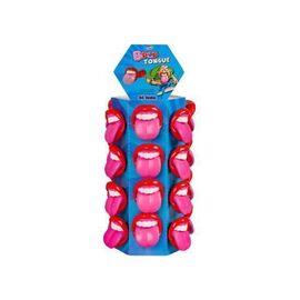 CANDY&TOY TONGUE TOWER DISPLAY 4X24