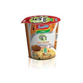 INDOMIE CUP CURRY 24 X 60GM