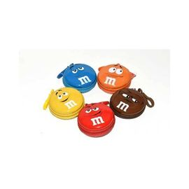 M&M ASSORTED ZIPPER TINS 13G (6 OUTERS OF 12 UNITS)
