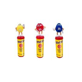 M&M CANDY TUBE 13G (6 OUTERS OF 12 UNITS)
