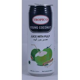 Young Coconut Juice with Pulp 500ml