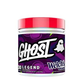 GHOST LEGEND Welch's Pre-Workout 30 Servings