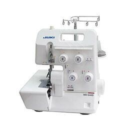 Juki MO-644D - 2-Needle, 2/3/4 Thread Overlock with Automatic Rolled Hemming And Differential Feed