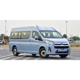 2019 TOYOTA HIACE HIGH ROOF GL 2.8L DIESEL 13 SEATER BUS AUTOMATIC TRANSMISSION