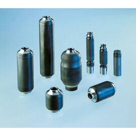 Airbag tube components and gas guides