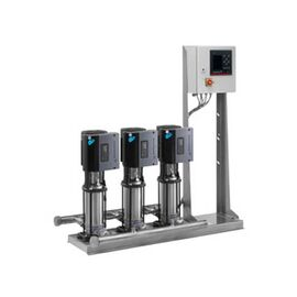 Hydro MPC - pressure boosting building service applications