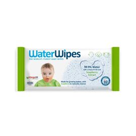 Water Wipes - Baby Wipes Soapberry 60s 5099514001349