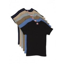 Slugger Assorted Color Round Neck Undershirt For Boys CST03BC