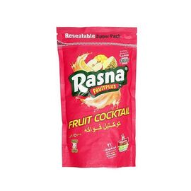 Rasna Fruitplus Instant Drink Powder [400G Pouch] - Fruit Cocktail 40100147