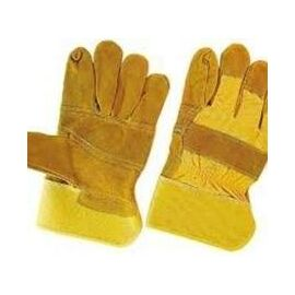 Yellow Gloves Leather & Synthetic 10000000123