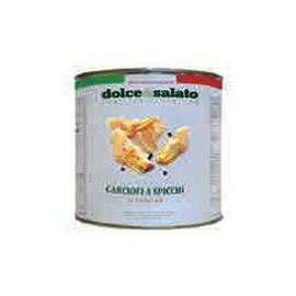 Dolce Salato Sliced Artichokes In Natural Water