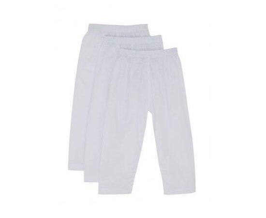 Sugger White Long Pants Sarwal With Patch For Boys CST01CLP-K